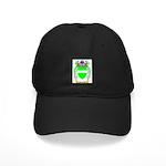 Francine Black Cap