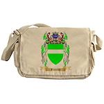 Francine Messenger Bag