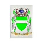 Francin Rectangle Magnet (100 pack)