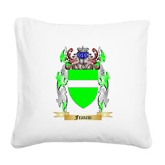 Francin Square Canvas Pillow