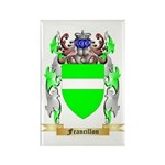 Francillon Rectangle Magnet (100 pack)