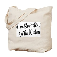 Bewitchin' In The Kitchen Tote Bag