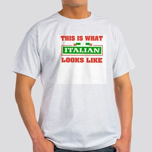 What to know what Italian loo Light T-Shirt
