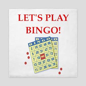 bingo Queen Duvet