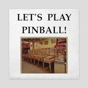 pinball Queen Duvet