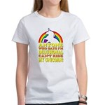 Funny! Delusional Unicorn T-Shirt