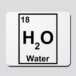 H2O Water Mousepad