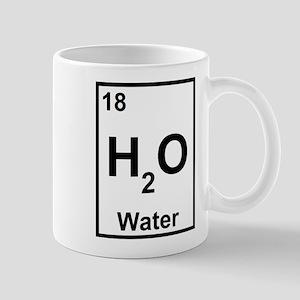 H2O Water Mugs