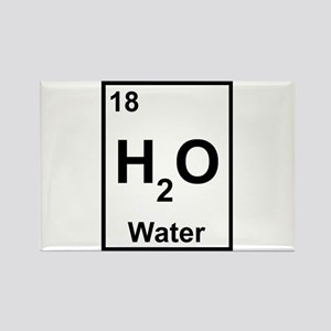 H2O Water Magnets
