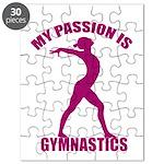 Gymnastics Puzzle - Passion