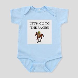 horse racing Body Suit