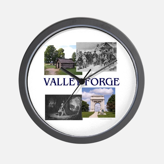 ABH Valley Forge Wall Clock
