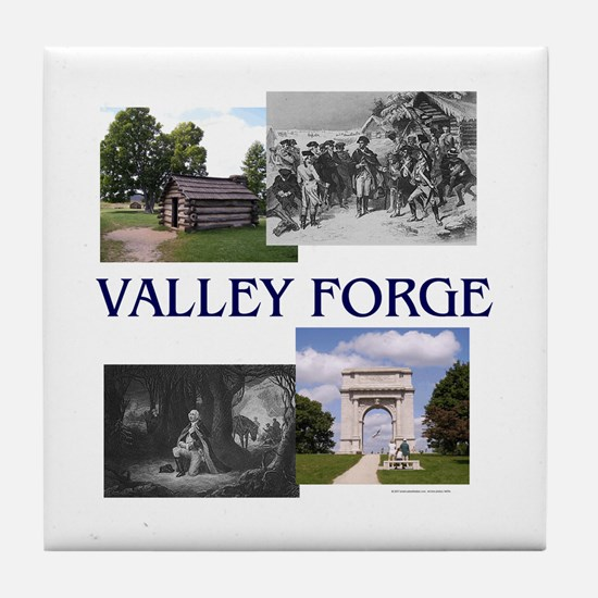ABH Valley Forge Tile Coaster