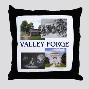 ABH Valley Forge Throw Pillow