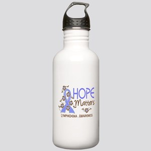 Lymphedema Hope Matter Stainless Water Bottle 1.0L