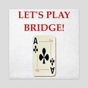 duplicate bridge Queen Duvet