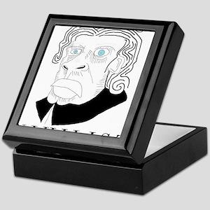 Nihilist Philosophy Keepsake Box