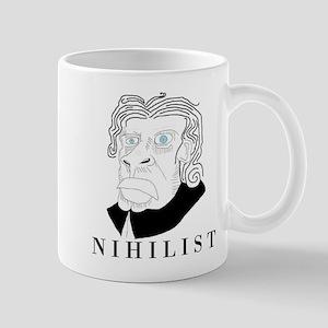 Nihilist Philosophy Mug