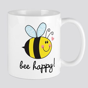 Bee Happy Mugs