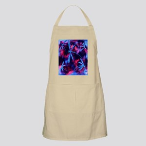 Dragonfly Cherry Splash Apron