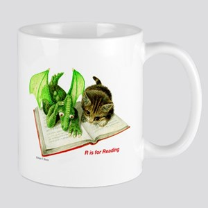 R is for Reading  Mug