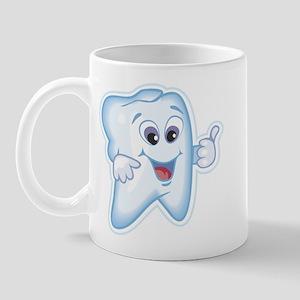 Healthy Happy Tooth Dentist Mug
