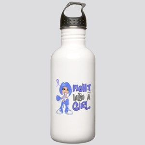 Lymphedema FLAG 42.8 Stainless Water Bottle 1.0L
