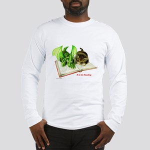 R is for Reading  Long Sleeve T-Shirt