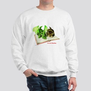 R is for Reading  Sweatshirt