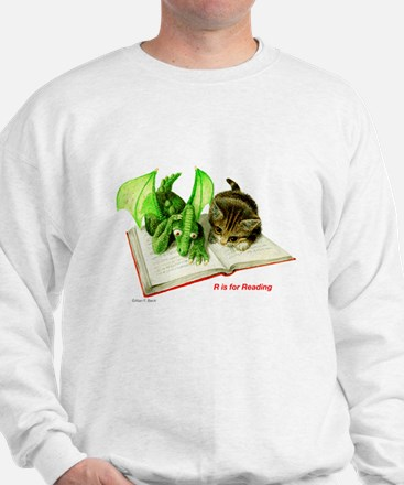R is for Reading  Sweatshirt