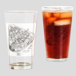 Apollo Cutaway Drinking Glass