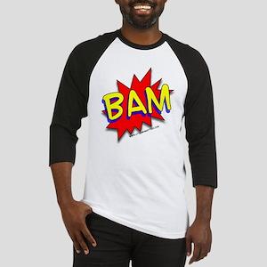 BAM Comic saying Baseball Jersey