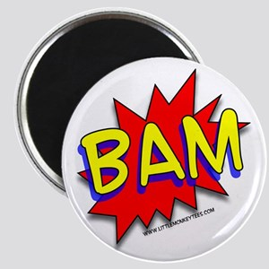 BAM Comic saying Magnet