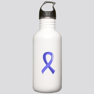 Lymphedema Ribbon 3 Stainless Water Bottle 1.0L