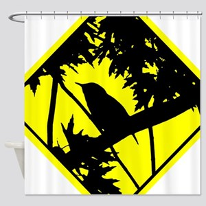 Wren Crossing Shower Curtain