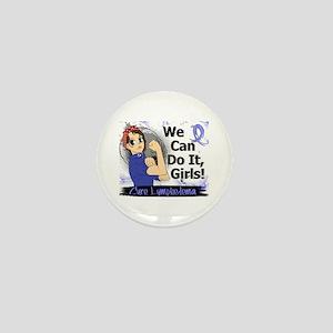 Lymphedema Rosie Anime WCDI Mini Button