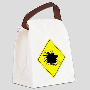 Betta Crossing Canvas Lunch Bag