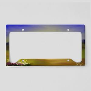 God's Gifts License Plate Holder