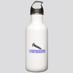 Screw Lymphedema 1 Stainless Water Bottle 1.0L