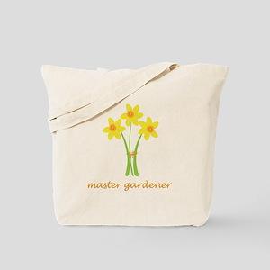 Cute Yellow Daffodils Tote Bag