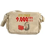 over 9,000 Messenger Bag