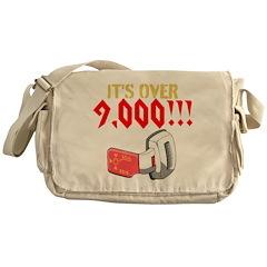 over 9,000 Messenger Bag