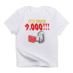 over 9,000 Infant T-Shirt