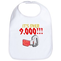 over 9,000 Bib