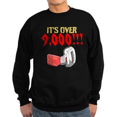 over 9,000 Sweatshirt