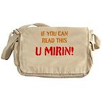 u mirin Messenger Bag
