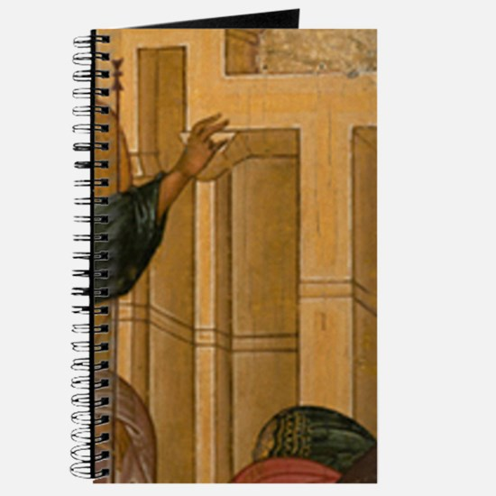 Anonymous - The Annunciation - 15th century Journa