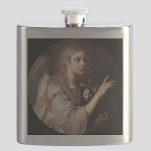 Anonymous - Archangel Gabriel - Circa 1807 Flask
