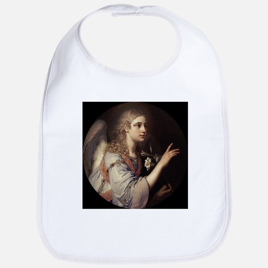 Anonymous - Archangel Gabriel - Circa 1807 Bib