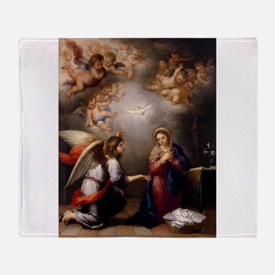 Bartolome Esteban Murillo - The Annunciation - C T